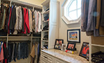 European House Plan Closet Photo 02 - Carminda Luxury European Home 055D-0957 | House Plans and More