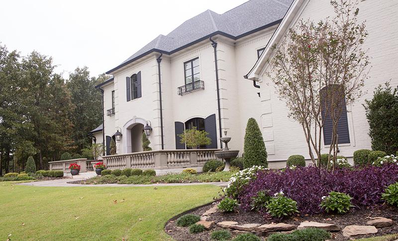 European House Plan Front Photo 02 - Carminda Luxury European Home 055D-0957 | House Plans and More