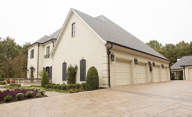 European House Plan Front Photo 03 - Carminda Luxury European Home 055D-0957 | House Plans and More