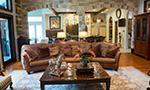 European House Plan Great Room Photo 01 - Carminda Luxury European Home 055D-0957 | House Plans and More