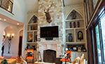 European House Plan Great Room Photo 03 - Carminda Luxury European Home 055D-0957 | House Plans and More