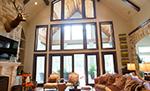 European House Plan Great Room Photo 04 - Carminda Luxury European Home 055D-0957 | House Plans and More
