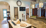 European House Plan Kitchen Photo 02 - Carminda Luxury European Home 055D-0957 | House Plans and More