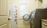 European House Plan Laundry Room Photo 01 - Carminda Luxury European Home 055D-0957 | House Plans and More