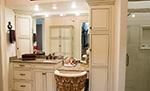 European House Plan Master Bathroom Photo 04 - Carminda Luxury European Home 055D-0957 | House Plans and More