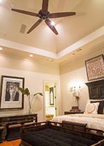 European House Plan Master Bedroom Photo 02 - Carminda Luxury European Home 055D-0957 | House Plans and More