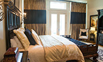 European House Plan Master Bedroom Photo 03 - Carminda Luxury European Home 055D-0957 | House Plans and More