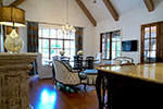 Traditional House Plan Dining Room Photo 01 - Lombardo Luxury European Home 055D-0978 | House Plans and More