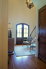 Traditional House Plan Foyer Photo - Lombardo Luxury European Home 055D-0978 | House Plans and More