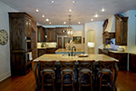 Traditional House Plan Kitchen Photo 01 - Lombardo Luxury European Home 055D-0978 | House Plans and More