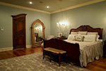 Traditional House Plan Master Bedroom Photo 01 - Lombardo Luxury European Home 055D-0978 | House Plans and More