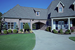 Country House Plan Driveway Photo - Glengarrie Luxury Home 055D-0983 | House Plans and More