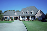 Country House Plan Front Photo 01 - Glengarrie Luxury Home 055D-0983 | House Plans and More