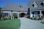 Country House Plan Front Photo 02 - Glengarrie Luxury Home 055D-0983 | House Plans and More