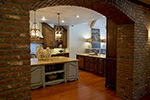 Country House Plan Kitchen Photo 01 - Glengarrie Luxury Home 055D-0983 | House Plans and More