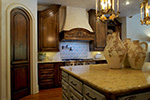 Country House Plan Kitchen Photo 03 - Glengarrie Luxury Home 055D-0983 | House Plans and More