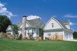 Country House Plan Rear Photo 01 - Welwyn Luxury Home 055S-0003 | House Plans and More