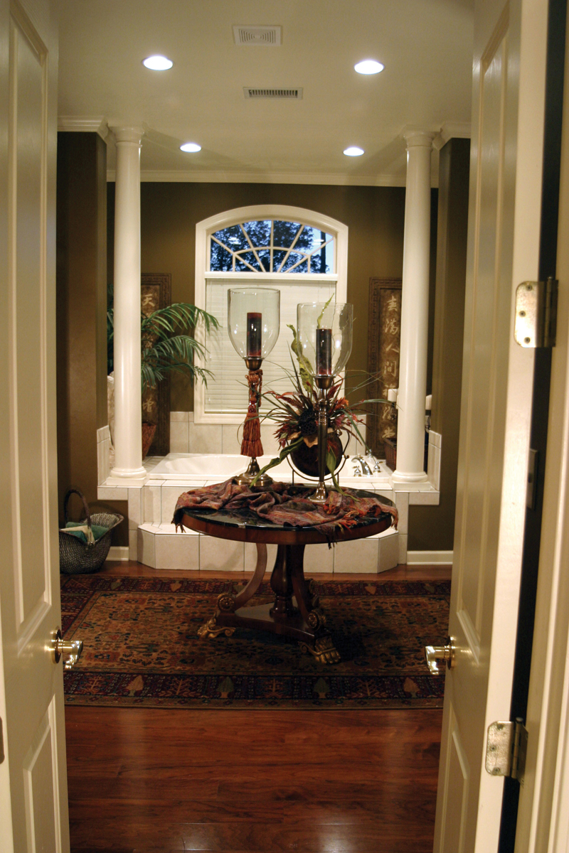Country French House Plan Bathroom Photo 03 - Patricia Luxury Home 055S-0027   House Plans and More