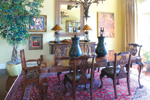 Traditional House Plan Dining Room Photo 01 - Glenvalley Luxury Home 055S-0036 | House Plans and More