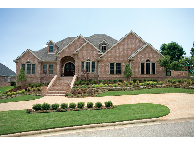 Deerwood Park Luxury Home Plan 055s 0075 House Plans And