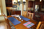 Arts & Crafts House Plan Dining Room Photo 01 - 056D-0118 | House Plans and More