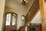 Arts & Crafts House Plan Foyer Photo - 056D-0118 | House Plans and More