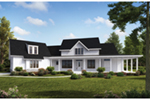 Country House Plan Front of House 056S-0006