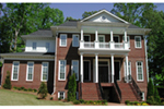Lowcountry House Plan Front of Home - 056S-0016 | House Plans and More