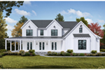 Florida House Plan Front of House 056S-0021