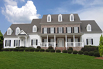 Traditional House Plan Front of Home - 056S-0022 | House Plans and More