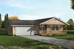 Quaint Cottage Home Design
