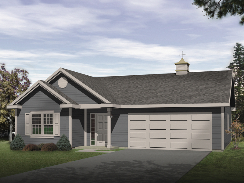 Maxwell Cottage Home Plan 058d 0143