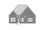Country House Plan Front of House 060D-0180