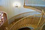 Traditional House Plan Stairs Photo 01 -  060D-0518 | House Plans and More