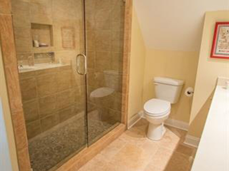 Neoclassical Home Plan Bathroom Photo 01 -  060D-0535   House Plans and More