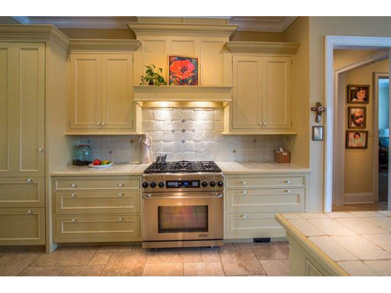 Neoclassical Home Plan Kitchen Photo 01 -  060D-0535   House Plans and More