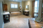 Neoclassical Home Plan Master Bathroom Photo 01 -  060D-0535   House Plans and More
