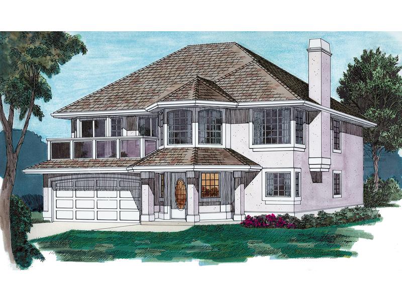 Corbett Sunbelt Home Plan 062d 0111 House Planore