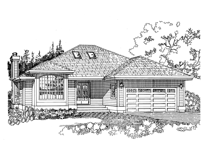 weldon spring ranch home plan 062d 0334 house plans and more