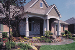 Arts & Crafts House Plan Front Photo 02 - Hungerford Trail Craftsman Home 065D-0041 | House Plans and More
