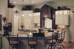 Arts & Crafts House Plan Kitchen Photo 02 - Hungerford Trail Craftsman Home 065D-0041 | House Plans and More