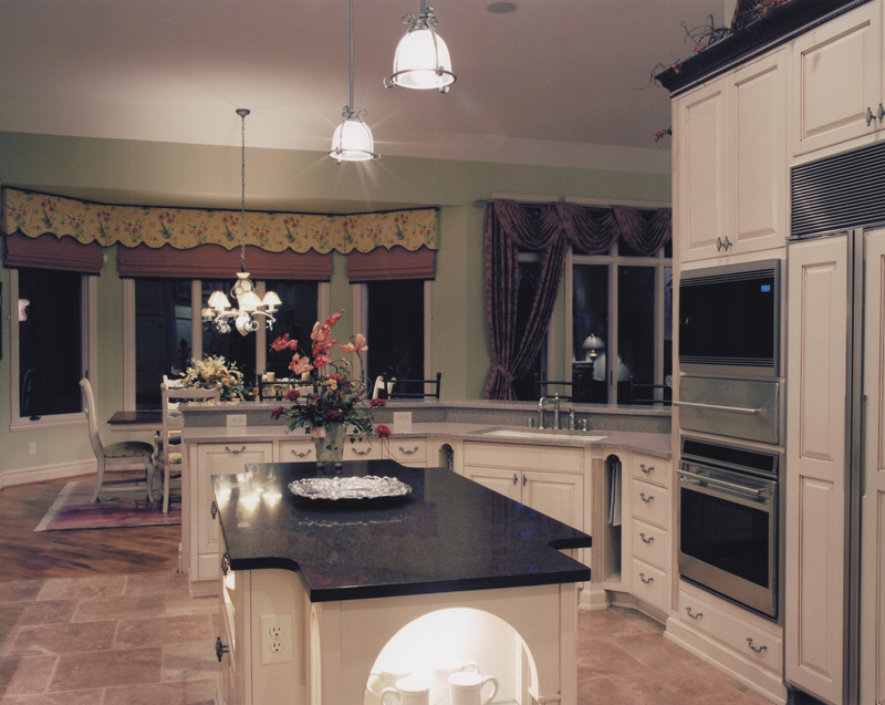 Shingle House Plan Kitchen Photo 03 - Hungerford Trail Craftsman Home 065D-0041 | House Plans and More