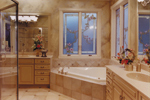 Shingle House Plan Master Bathroom Photo 01 - Hungerford Trail Craftsman Home 065D-0041 | House Plans and More