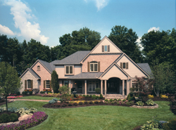 Country French Home Plans