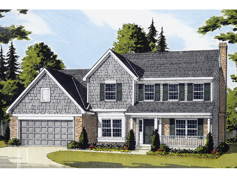 Hodelle Colonial Two-Story Home Plan 065D-0153   House Plans ... on two-story homes with porches, southern style homes with porches, colonial houses 1600s, country houses with porches, southern living home plans with porches, houses without porches, colonial home porches, coastal home plans with porches, homes with small porches, colonial houses with attached garage, modern country homes with porches, southern colonial porches, cottage plans with porches, single story houses with porches, colonial house designs, colonial house floor plans, basic ranch houses with porches, brick houses with porches, colonial southern house,