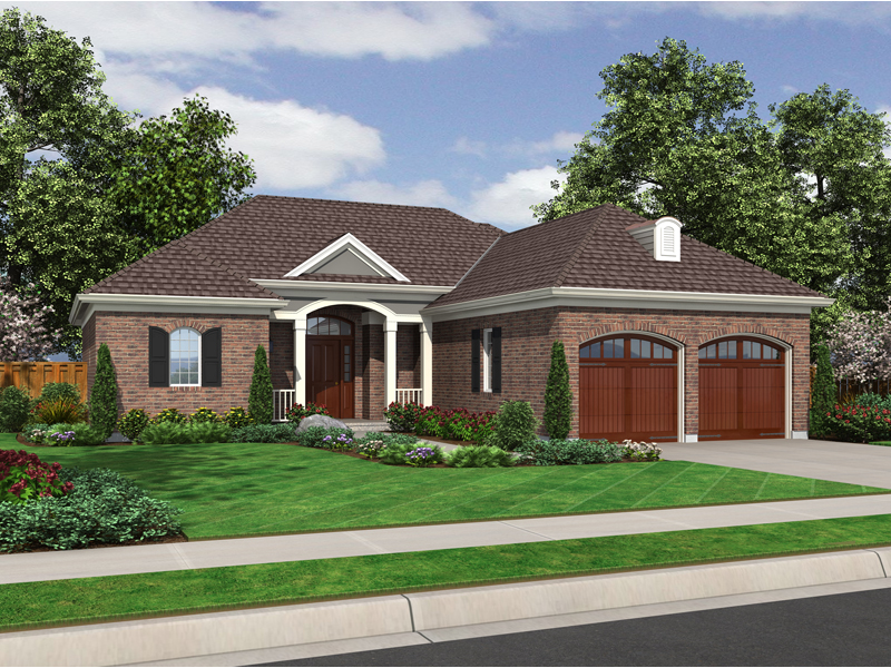 Reno Ranch Home Plan 065d 0309 House Plans And More
