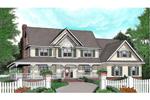 Stylish Country Style House
