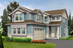 Craftsman Details Make This Two-Story House One-Of-A-Kind