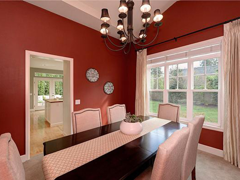 Shingle House Plan Dining Room Photo 01 - Lynnbrook Shingle Style Home 071D-0101 | House Plans and More