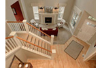 Shingle House Plan Entry Photo 01 - Lynnbrook Shingle Style Home 071D-0101 | House Plans and More